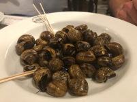 Snails! Mmmm